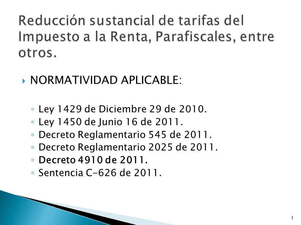 d) Las personas jurídicas creadas a partir de la vigencia de la ley como consecuencia de una fusión.
