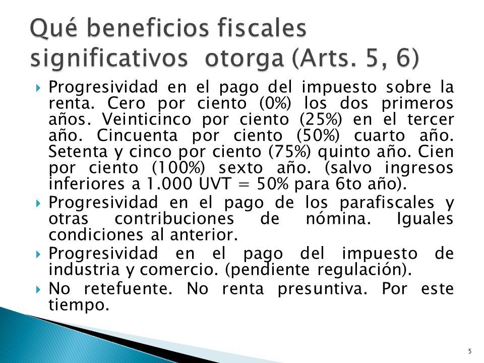 Ingresos operacionales u ordinarios que perciban los contribuyentes.