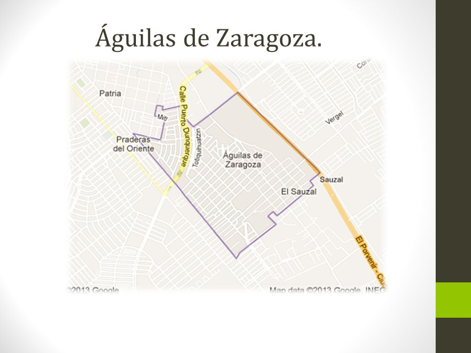 Águilas de Zaragoza.