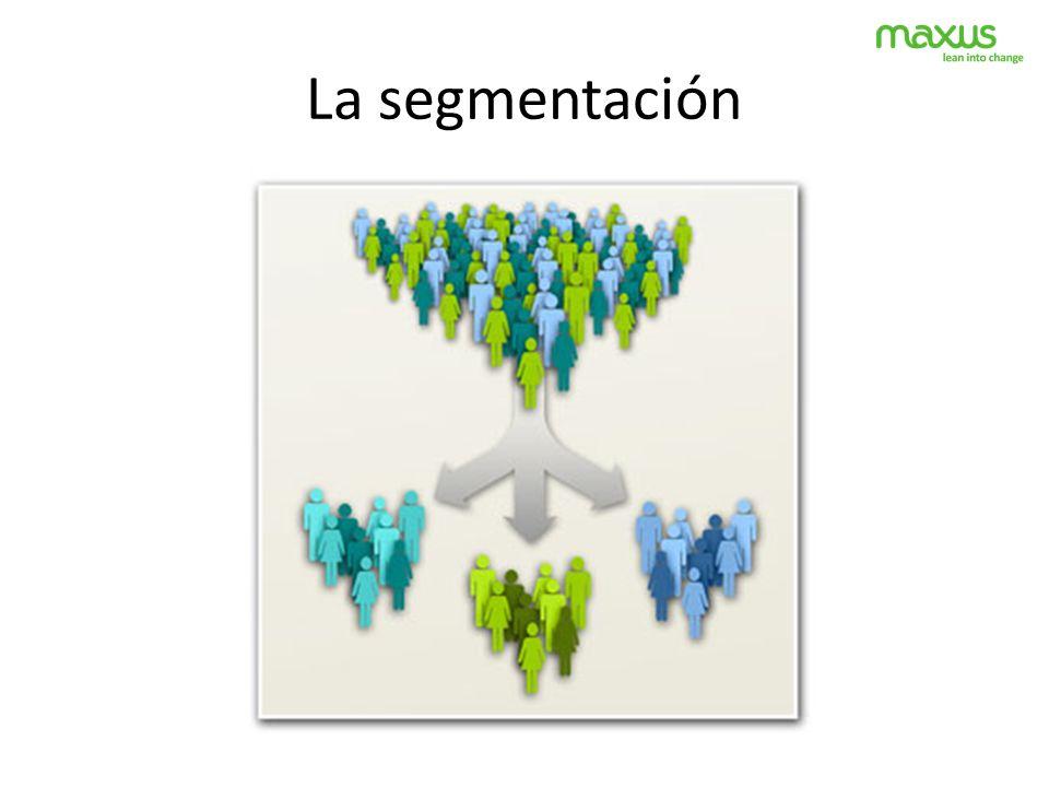 La segmentación