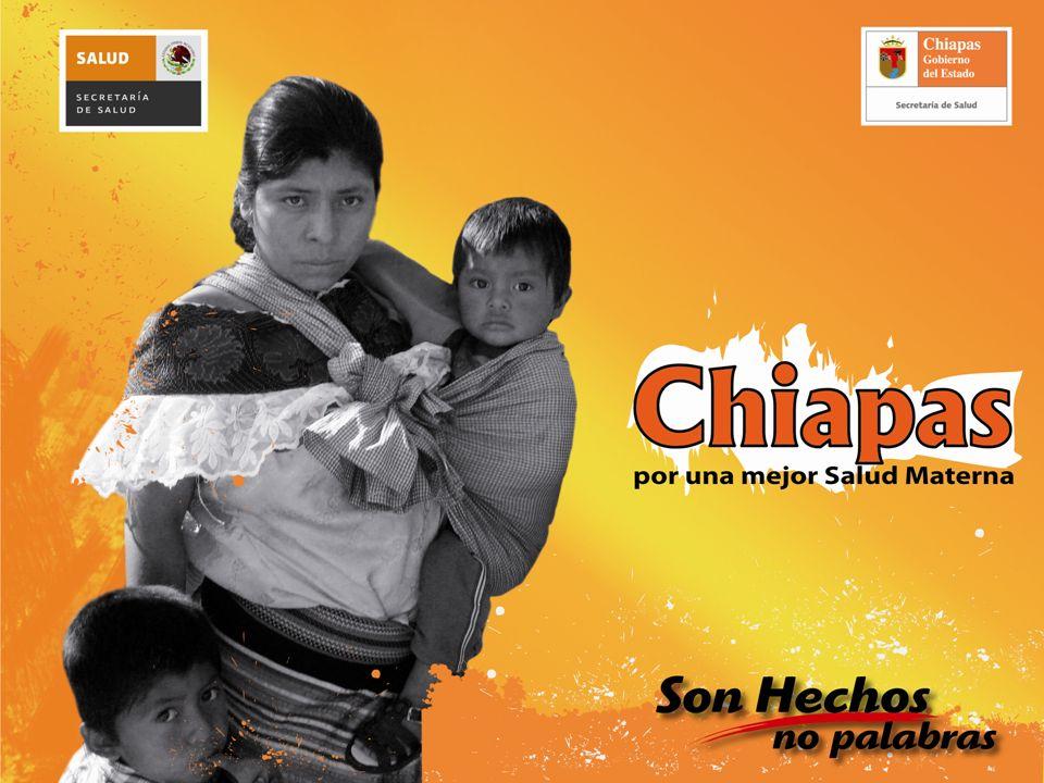 Gobierno del Estado de Chiapas Secretaría de Salud