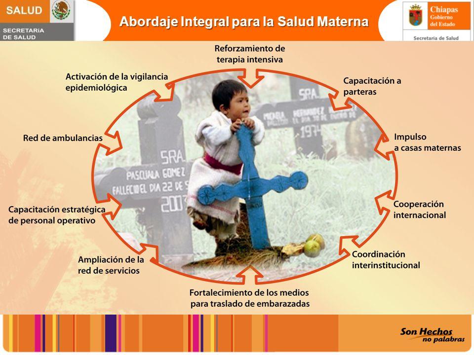 Abordaje Integral para la Salud Materna