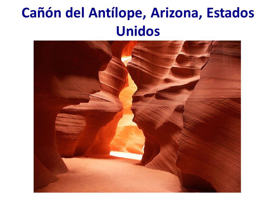 Cañón del Antílope, Arizona, Estados Unidos
