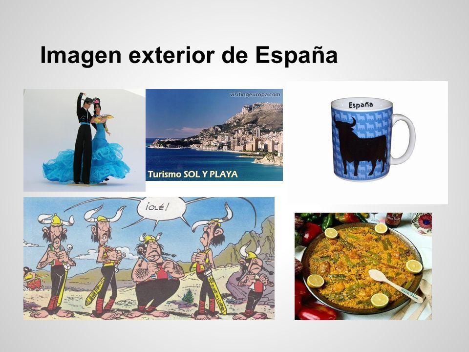 Imagen exterior de España