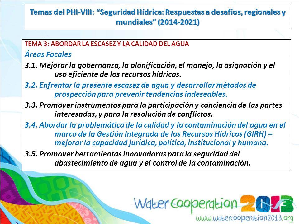 El PHI en América Latina y el Caribe Basado en la Oficina Regional de Ciencia de la UNESCO (Montevideo) 33 Estados Miembros.