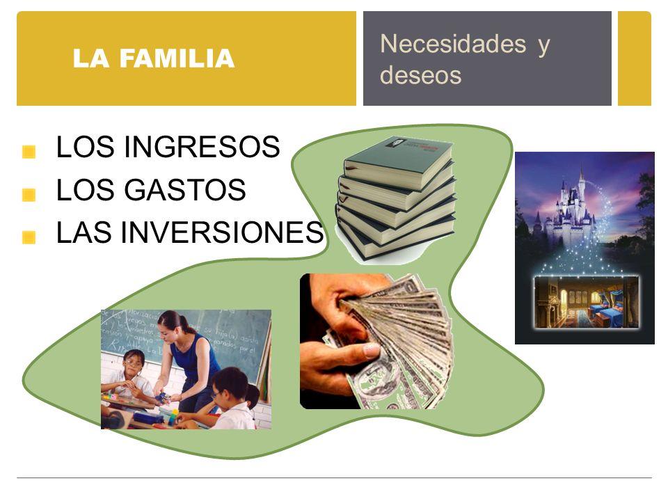 LA EMPRESA INVERSIONES INGRESOS EGRESOS GASTOS UTILIDAD SATISFACER AL CLIENTE