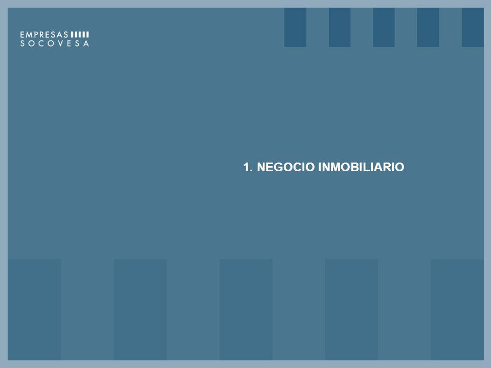 1. NEGOCIO INMOBILIARIO