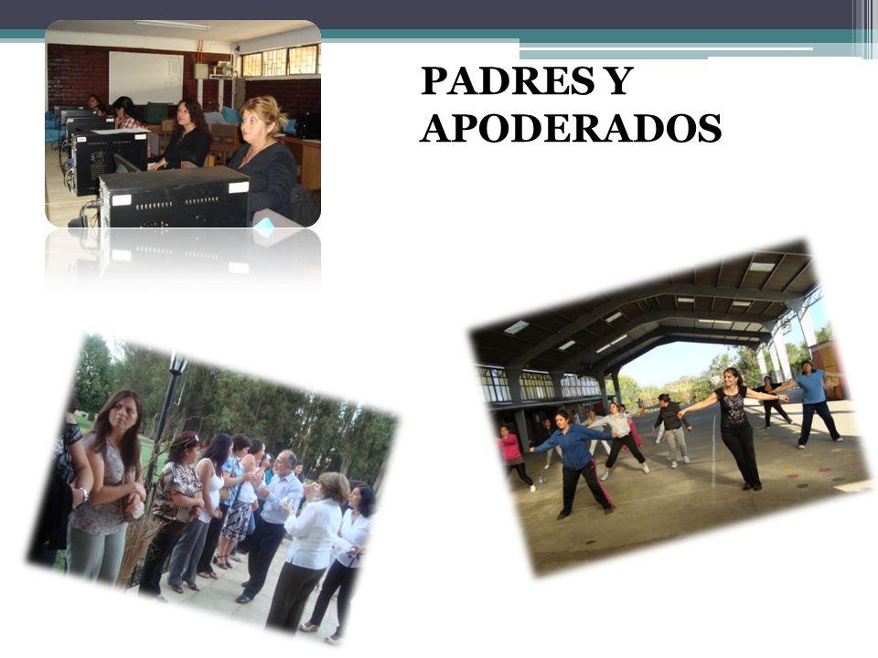 PADRES Y APODERADOS