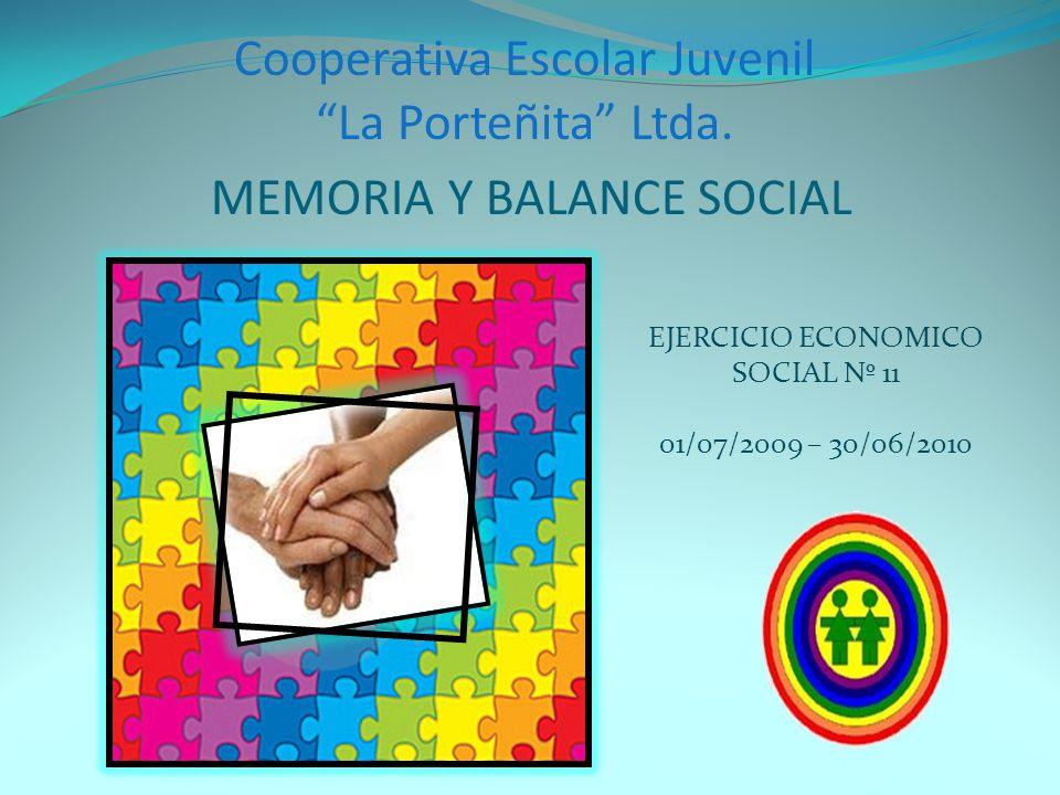 Cooperativa Escolar Juvenil La Porteñita Ltda.