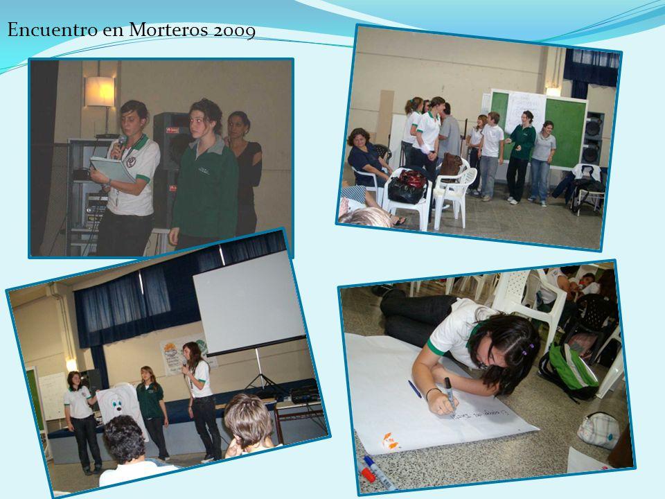 Encuentro en Morteros 2009