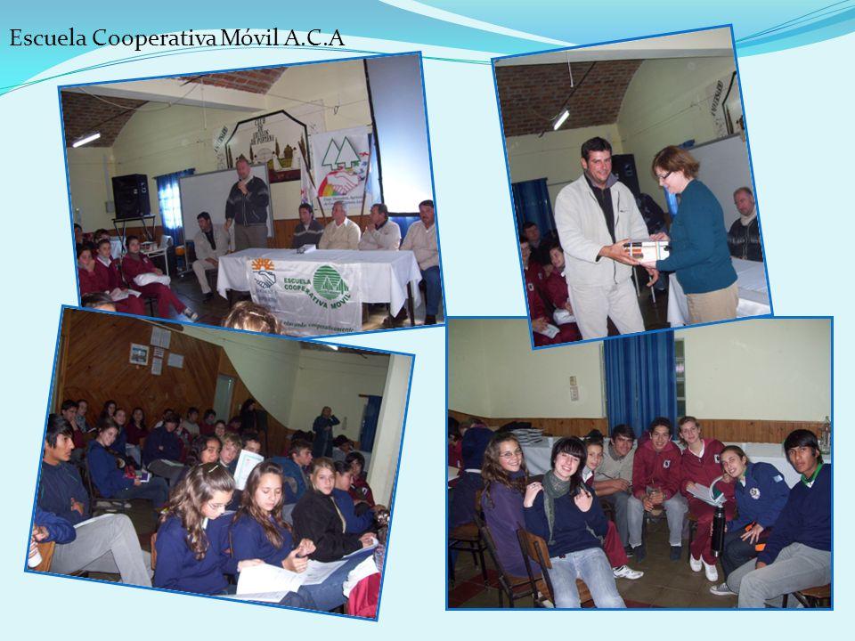 Escuela Cooperativa Móvil A.C.A