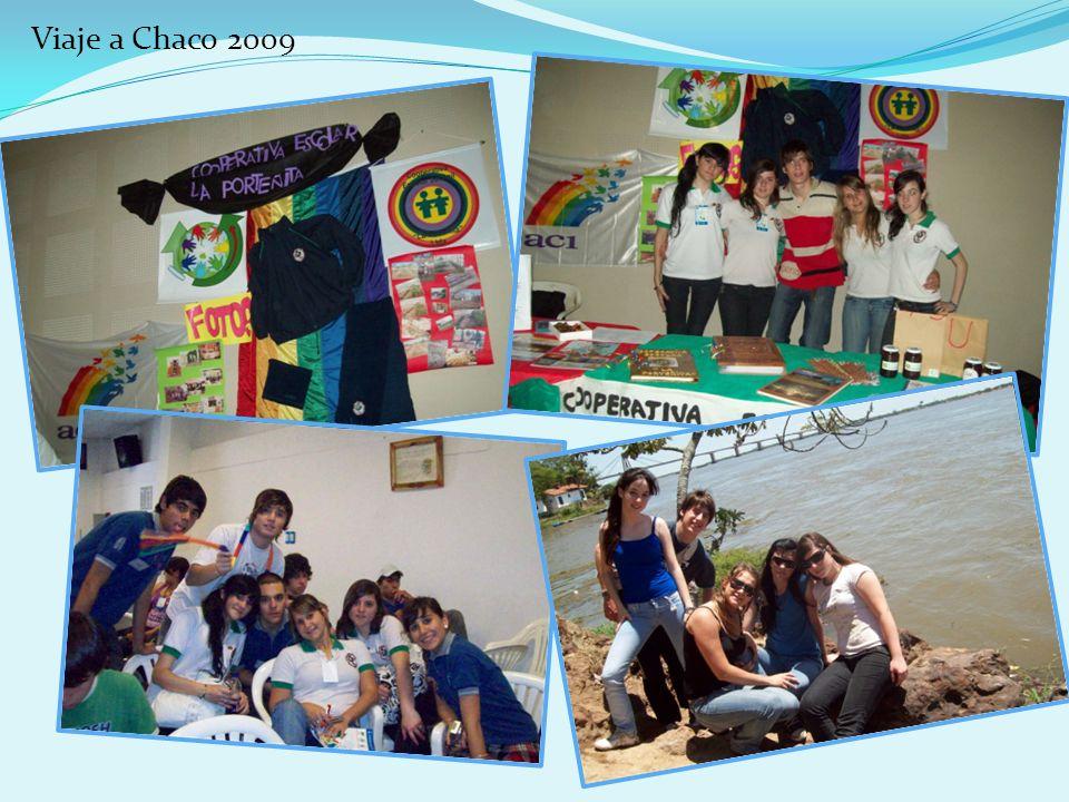 Viaje a Chaco 2009