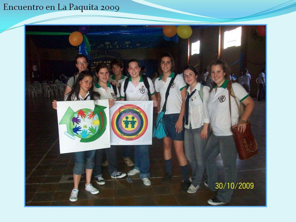 Encuentro en La Paquita 2009