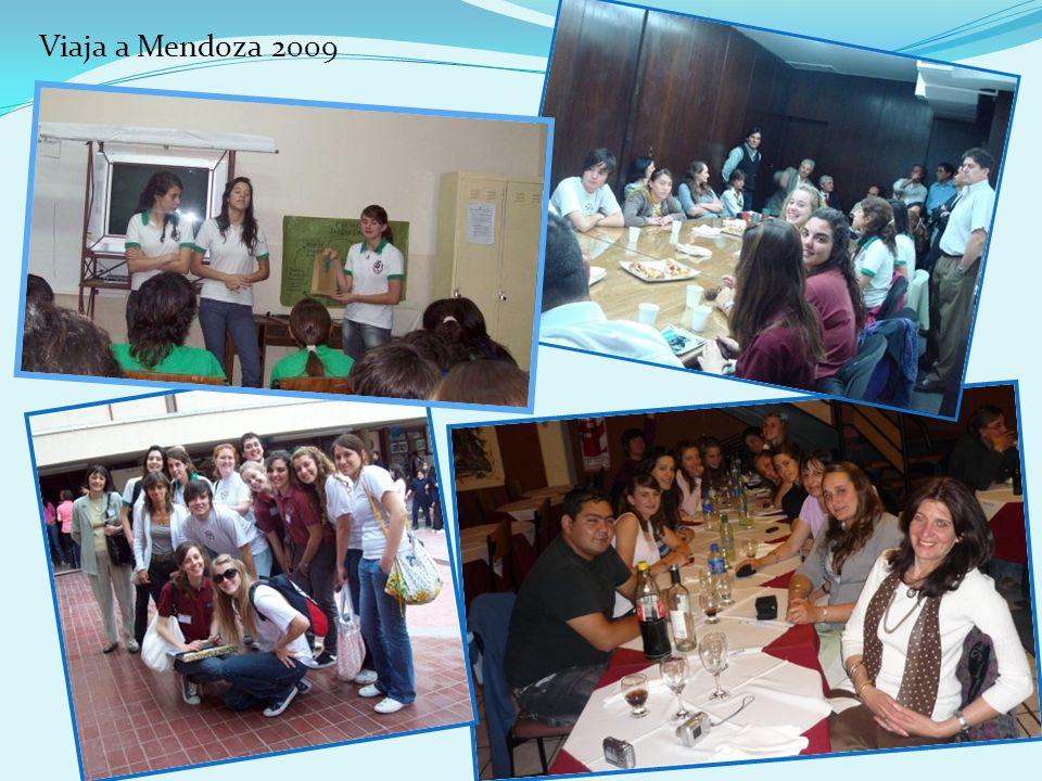 Viaja a Mendoza 2009