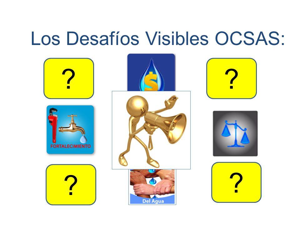 Los Desafíos Visibles OCSAS: