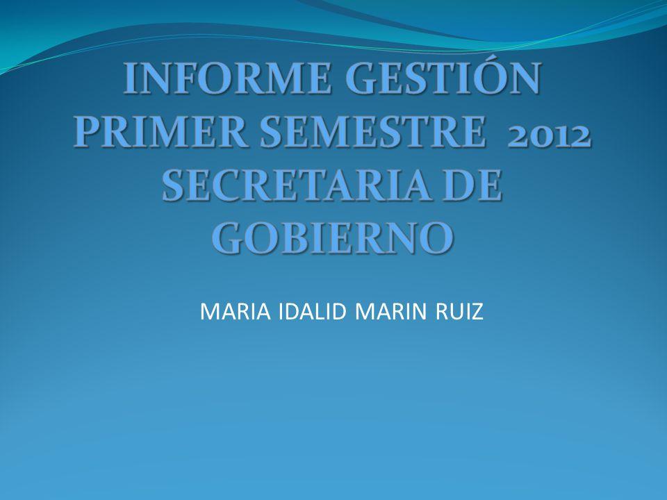 MARIA IDALID MARIN RUIZ
