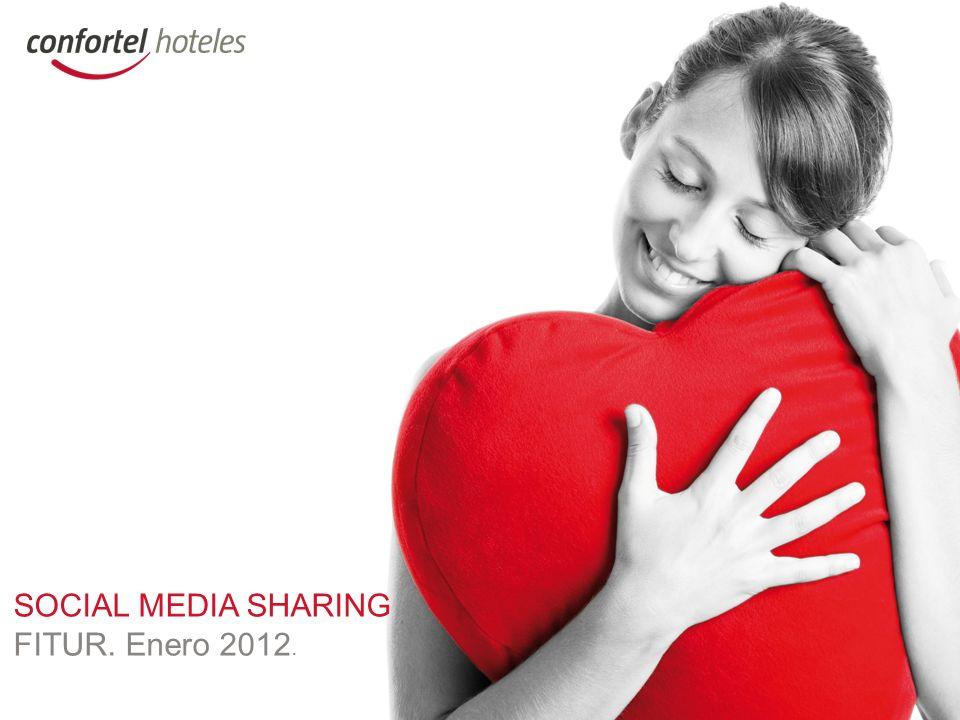 Social Media Sharing 21_01_2012 1.¿Quién es Confortel Hoteles.