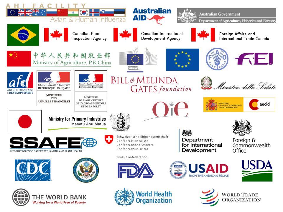 Cooperación institucional permanente con organizaciones públicas mundiales socias 1/2 28 OMS – Organización Mundial de la Salud FAO/OAA – Organización para la Agricultura y la Alimentación OMC – Organización Mundial del Comercio CIPF – Convención Internacional de Protección Fitosanitaria Banco Mundial CABI - CAB International ILRI – Instituto Internacional de Investigaciones Pecuarias En 2012