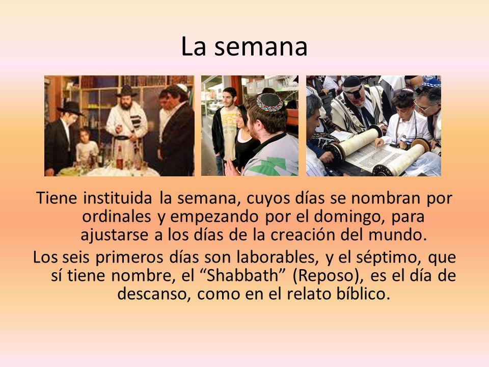 El Shabat El Shabat (sábado) es uno de los símbolos fundamentales del judaísmo.