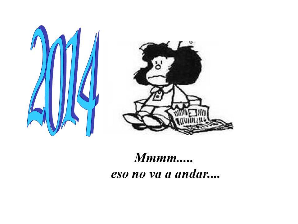Les deseo a todos un año de paz en el mundo!!!
