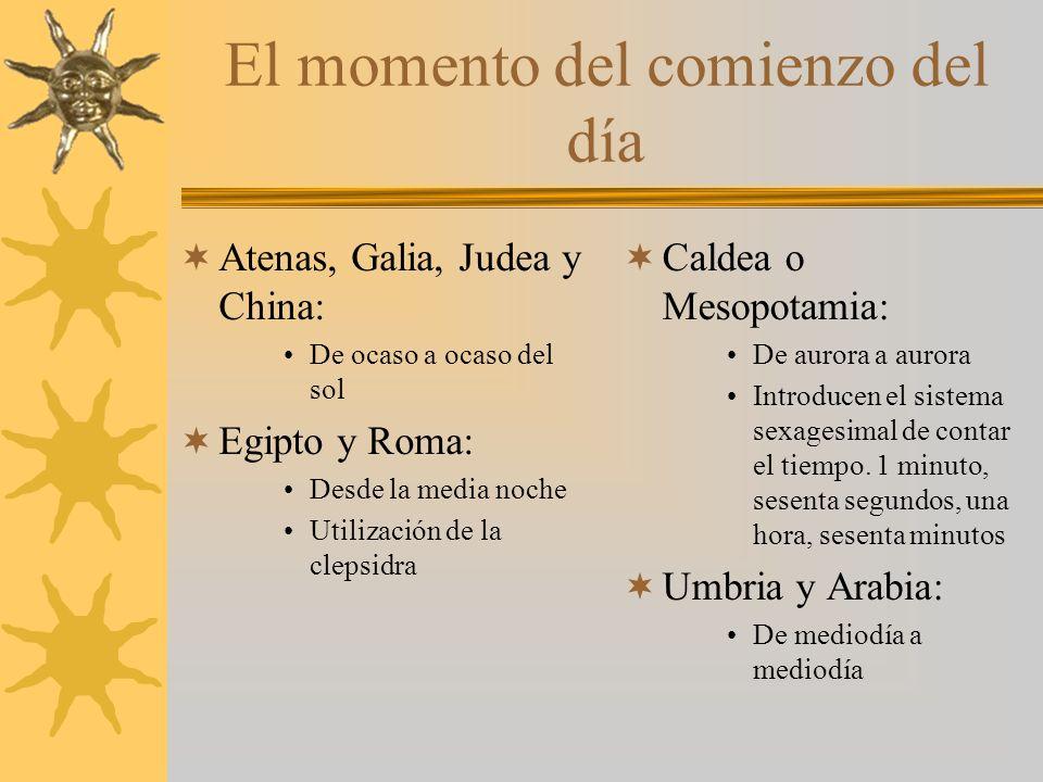 OTROS CALENDARIOS 2: LOS ROMANOS Rómulo El de Rómulo.