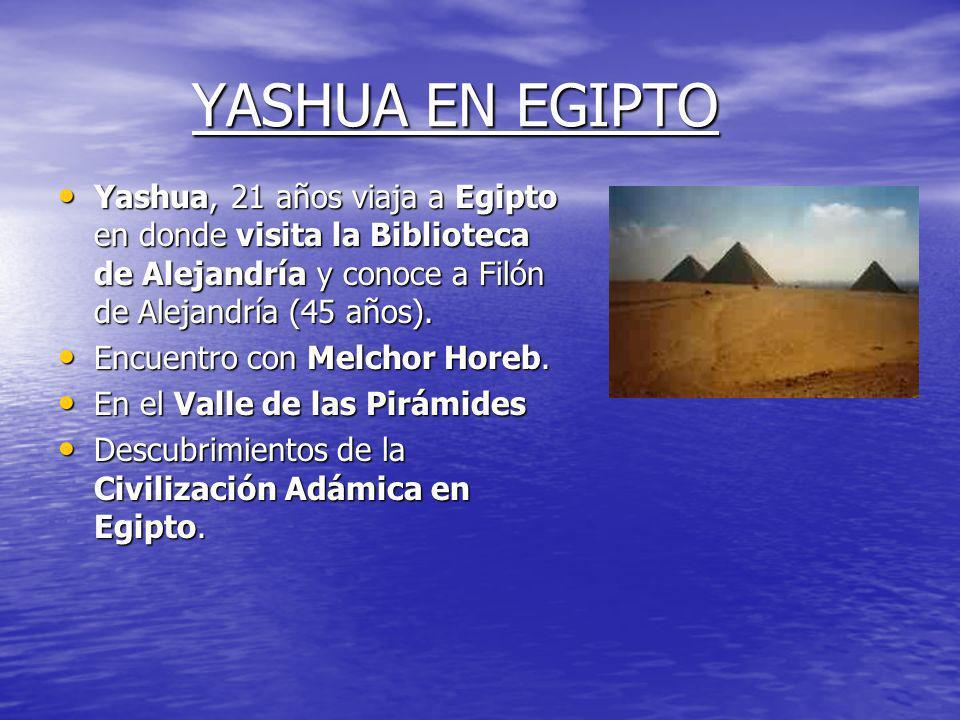 YASHUA ADULTO 20 años, Yashua cura a un leproso. 20 años, Yashua cura a un leproso. Discurso de Yashua en la tumba de David (Jerusalén), ante 132 pers