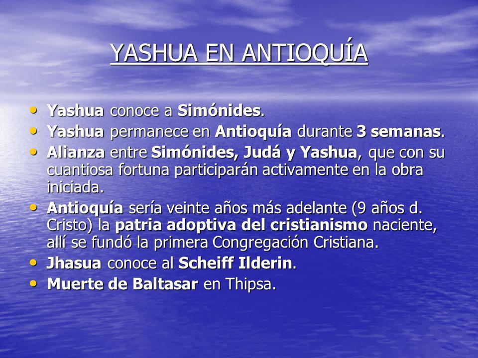 LA SANTA ALIANZA La Santa Alianza estaba formada por un Consejo Supremo que lo constituían: Yashua, José de Arimathea, Nicodemus, Nicolás de Damasco,