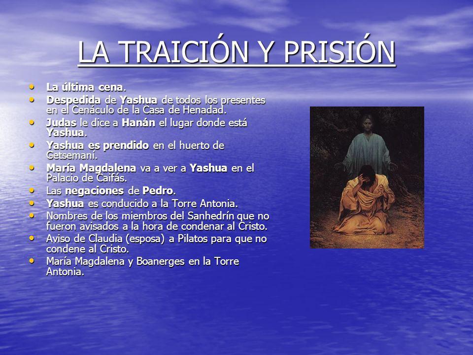 AÑO 33 Muerte del Bautista La muerte por un ideal de redención humana, es la suprema consagración del amor. Muerte del Bautista La muerte por un ideal