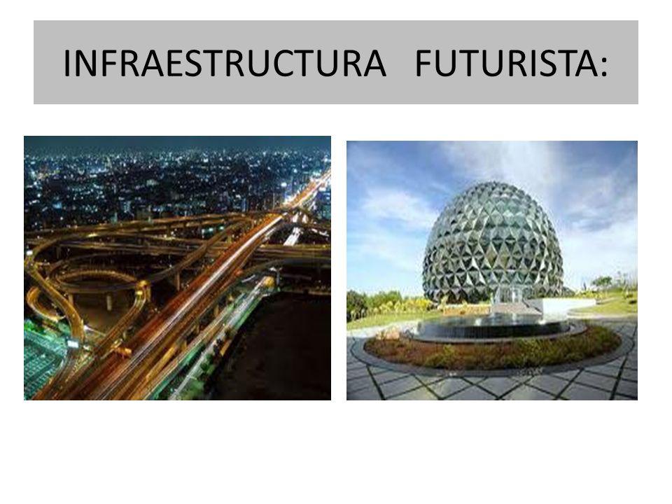 INFRAESTRUCTURA FUTURISTA: