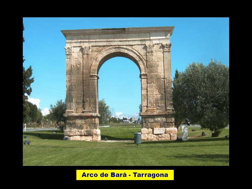 Arco de Bará - Tarragona