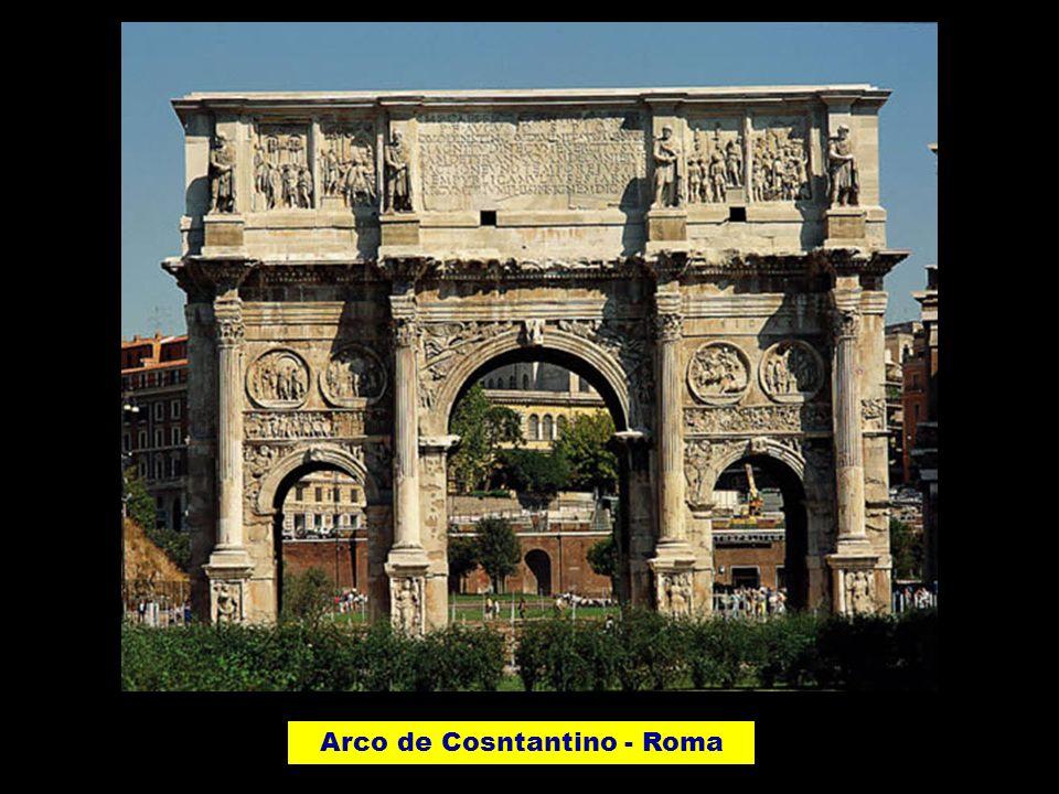 Arco de Cosntantino - Roma