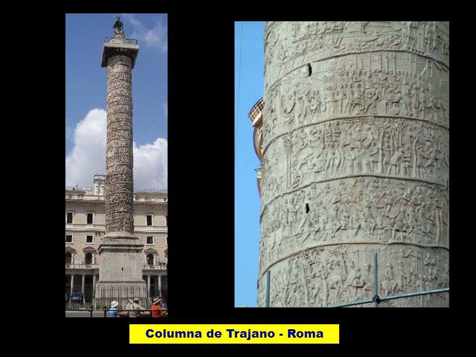 Columna de Trajano - Roma