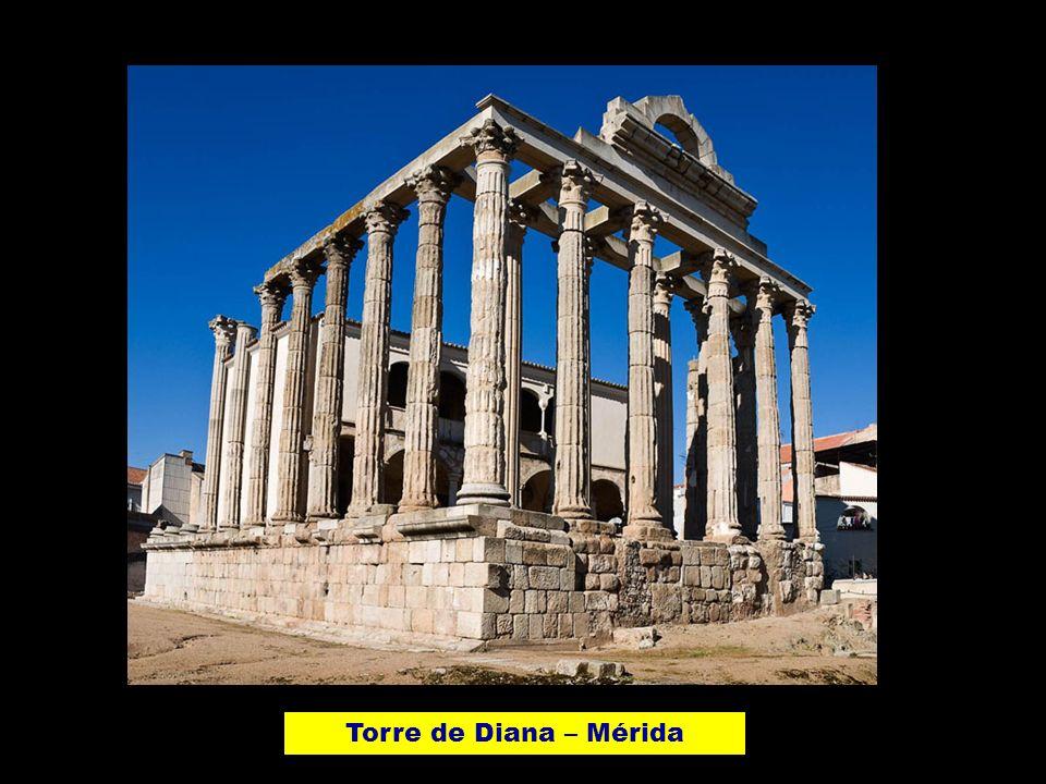 Torre de Diana – Mérida