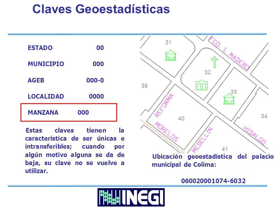 Alternativas ÁTOMOS GEOGRÁFICOS VARIABLES X Y Z AÑO CENSAL CENSO TRADICIONAL