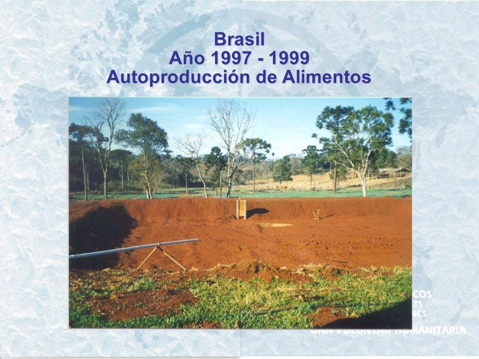 Brasil Año 1997 - 1998 Asistencia Recíproca / Asistencia Sanitaria