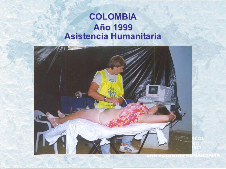 ANTIGUA Y BARBUDA Año 1998 Asistencia a la Reconstrucción