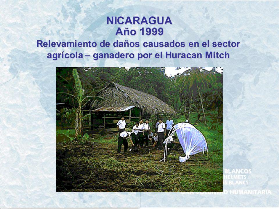 NICARAGUA Año 1999 Educación para la salud en el Departamento de Jinotea