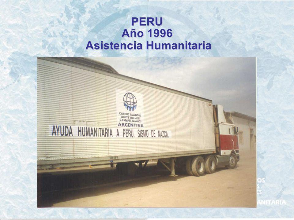 PARAGUAY Año 1997 - 1998 Desarrollo comunitario / Alimentos / Agua potable