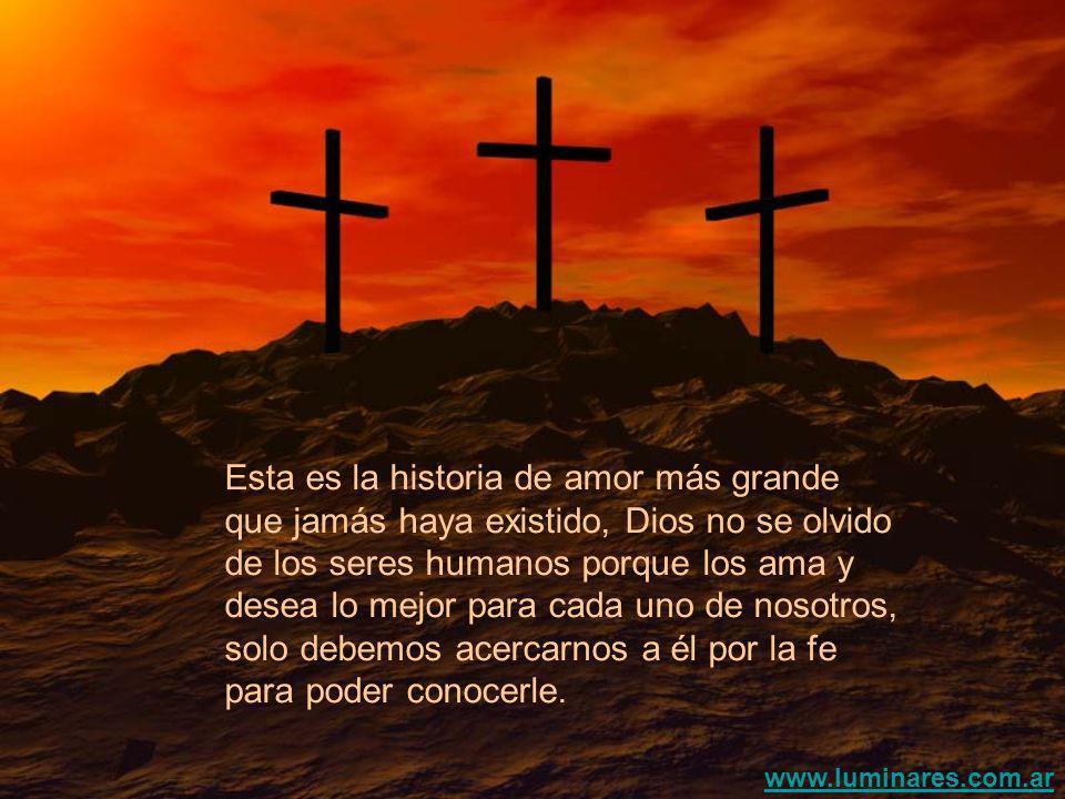 Quien elige tener fe en Dios por medio de Jesús, el salvador, lo elige desde ahora y para siempre, y quien rechace su amor también lo rechazará por siempre.