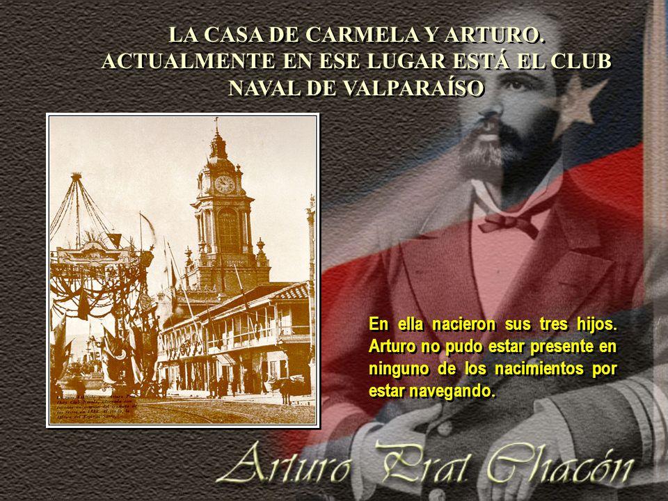 LA CASA DE CARMELA Y ARTURO.