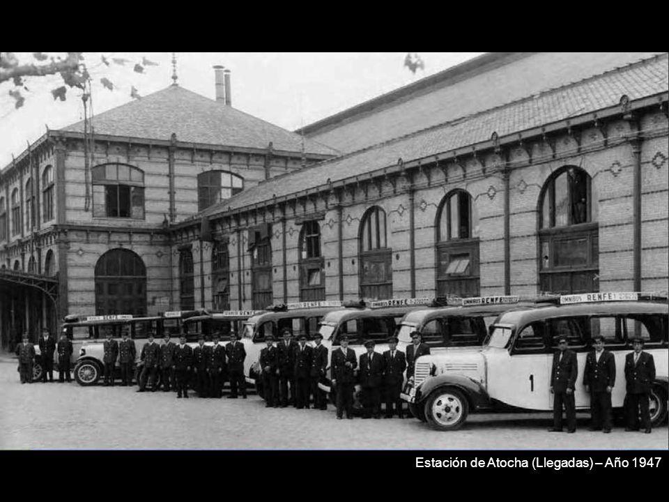 Pasadizo del Panecillo en el Madrid de los Austrias – Año 1951