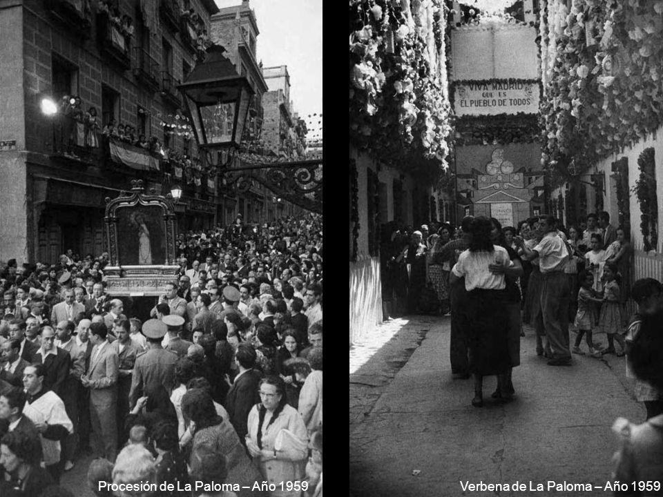 Calle del Carmen – Año 1959