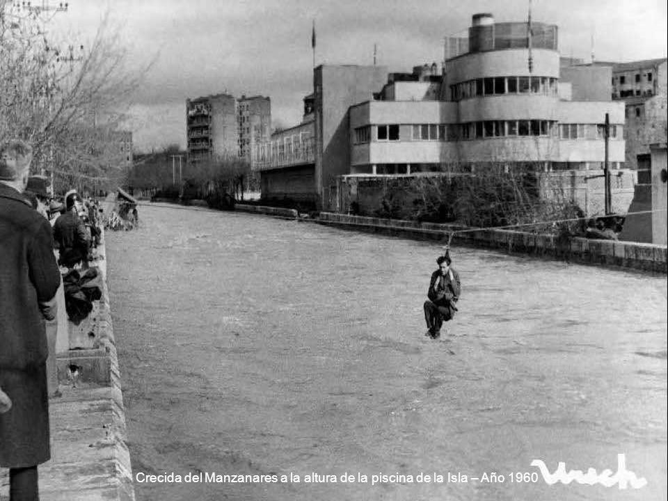 Verbena de La Paloma – Año 1959Procesión de La Paloma – Año 1959