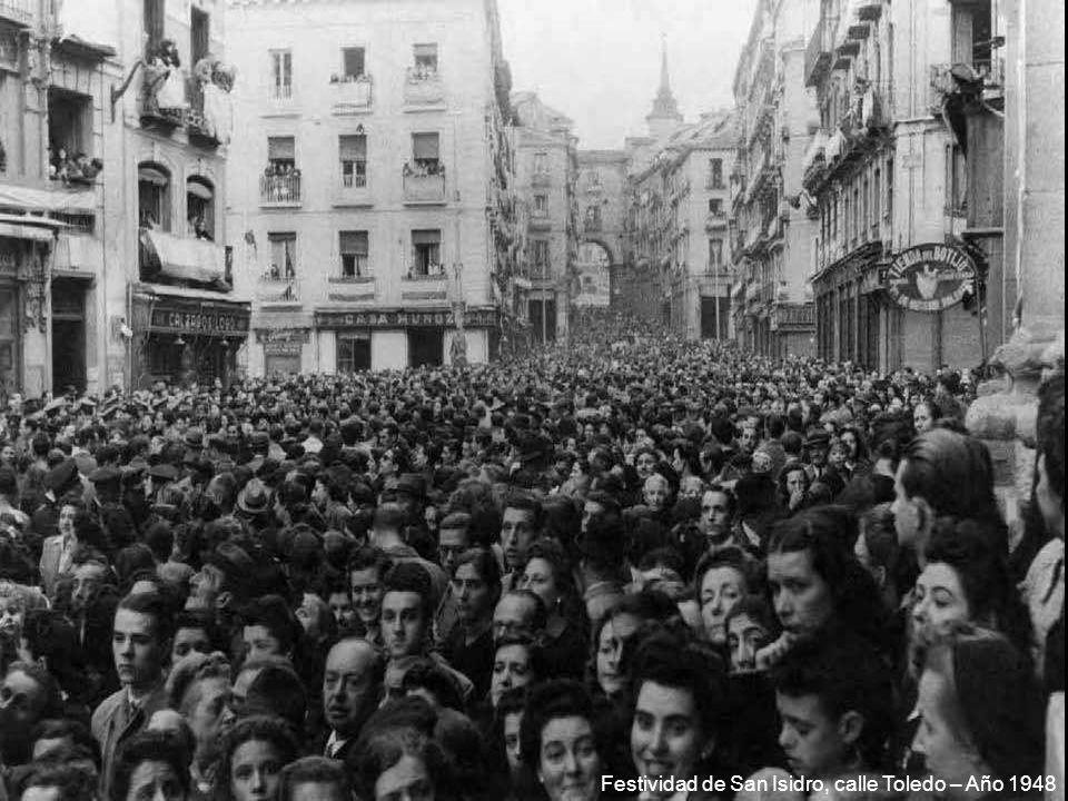 Cabras en la Avenida de Oporto – Año 1967