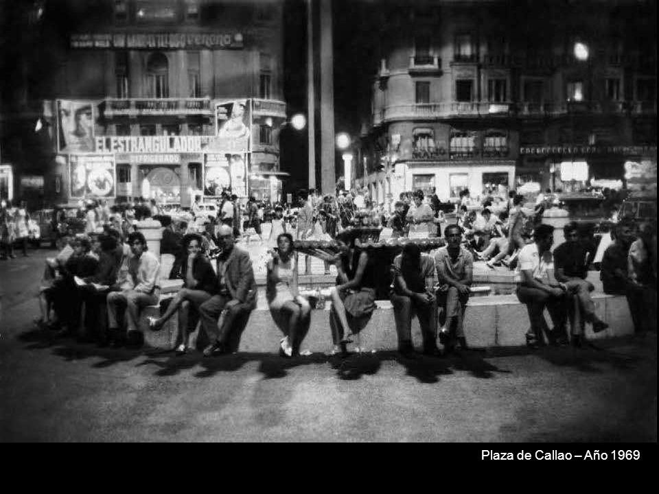 Festividad de San Antón – Año 1968