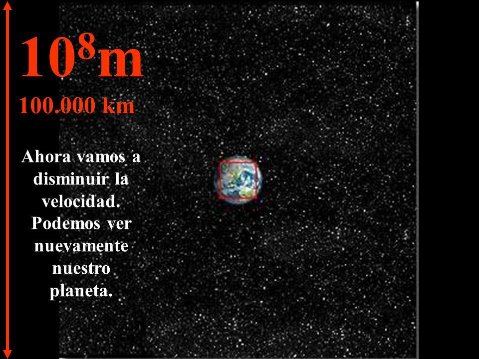 10 9 m 1 millón de km