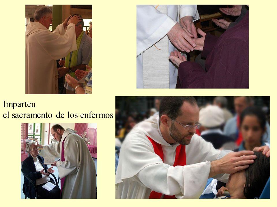 Bendicen, Incluso al obispo a quien deben obediencia…