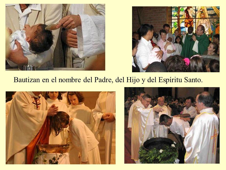 Hombres de oración y adoración, se ofrecen por nosotros y nos ofrecen al Padre.