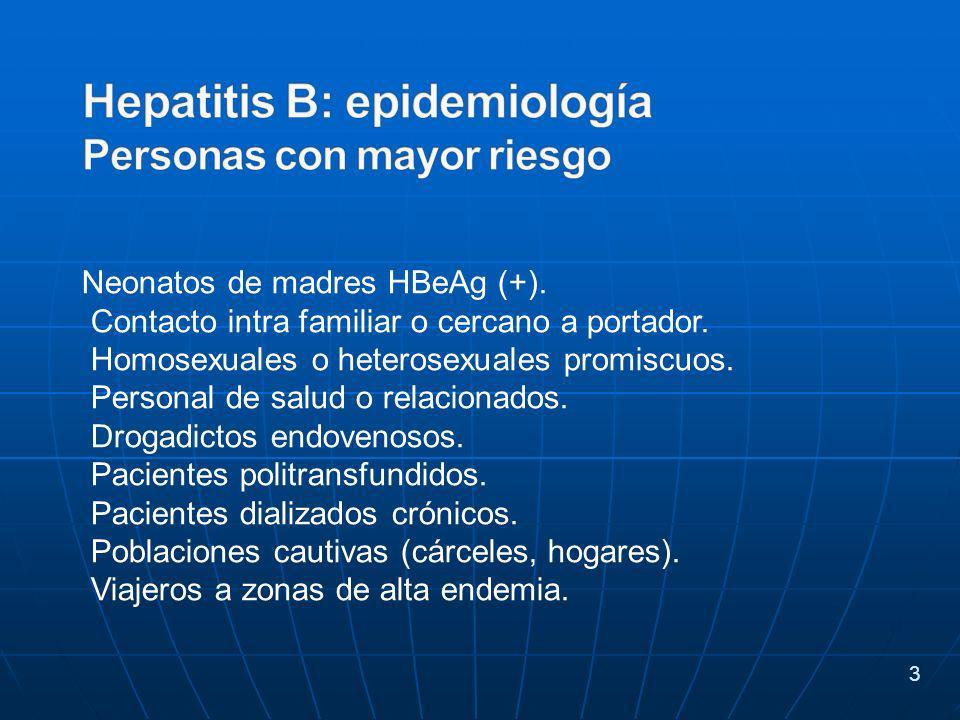 1992 Argentina: vacuna HB al personal de salud y a los grupos de riesgo (Ley Nacional Nº 24.151/92).