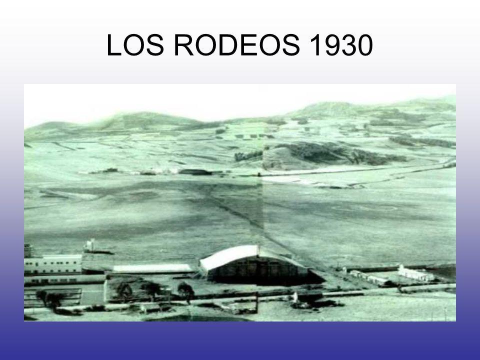 LOS RODEOS 1930